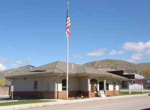 The Drummond, Montana branch