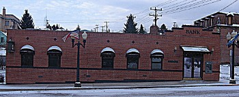 The Philipsburg, Montana branch